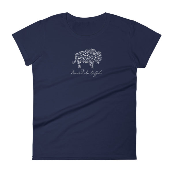 Hops Zentangle Buffalo T-Shirt