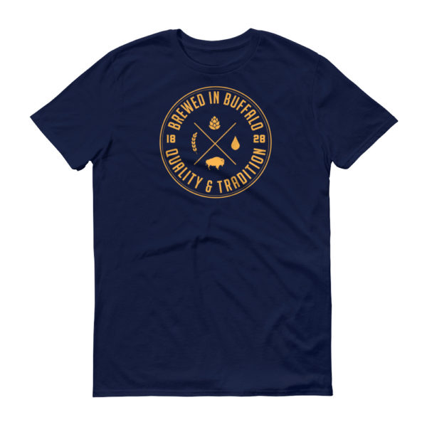 Buffalo NY Quality and Tradition T-Shirt