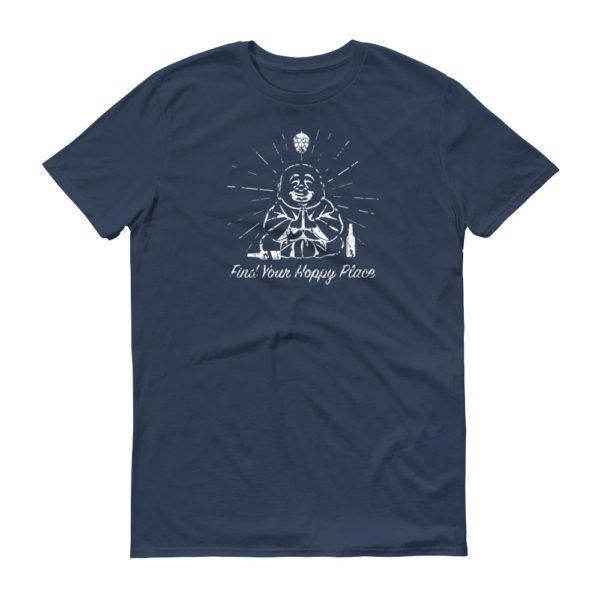 Find Your Hoppy Place Craft Beer T-Shirt