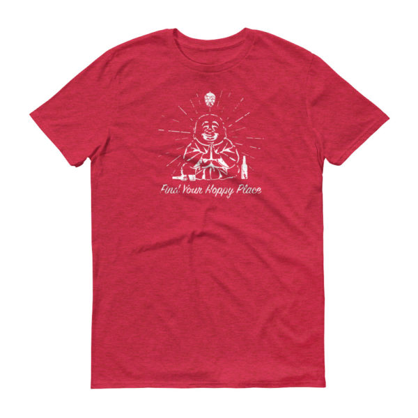 Craft Beer T-Shirt Find Your Hoppy Place