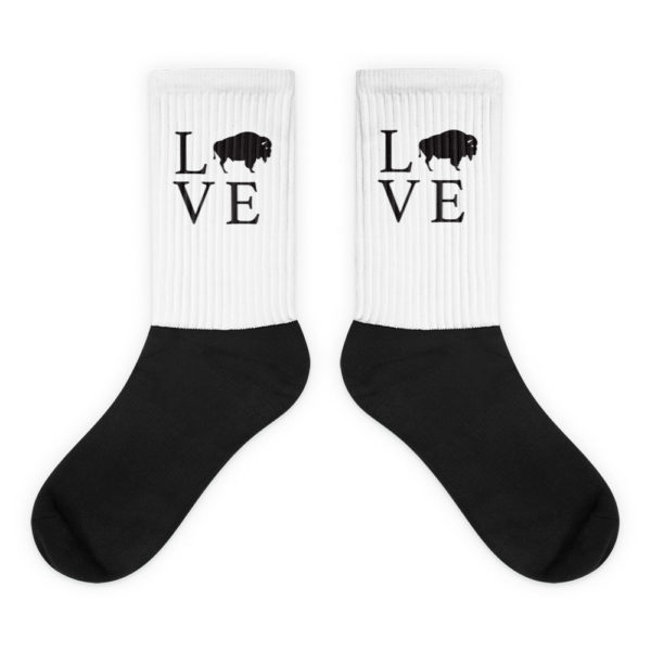 Buffalove Socks