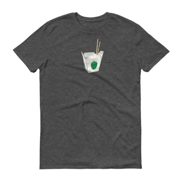 Craft Beer T-Shirt Hop Take Out