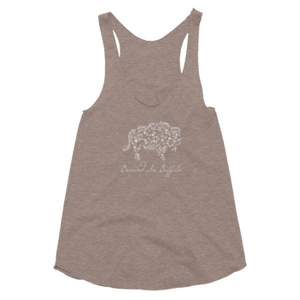 Hops Zentangle Buffalo Tank Top