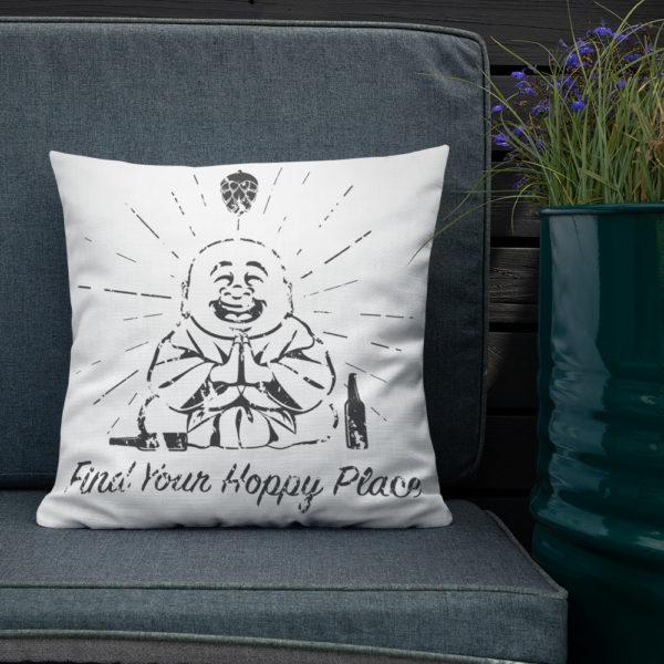 Hoppy Place Premium Pillow