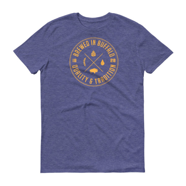 Buffalo NY Quality and Tradition T-Shirt