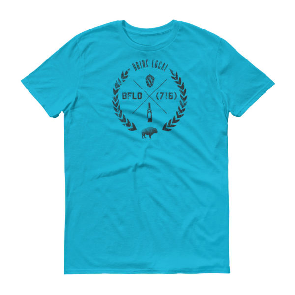 BFLO 716 Drink Local T-Shirt