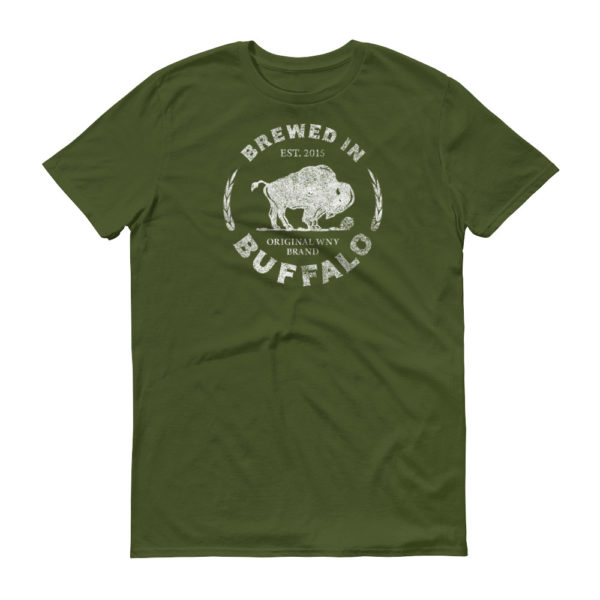 Brewed In Buffalo Logo T-Shirt