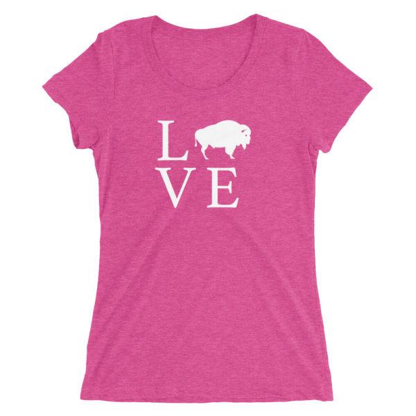 Womens Buffalove T-Shirt