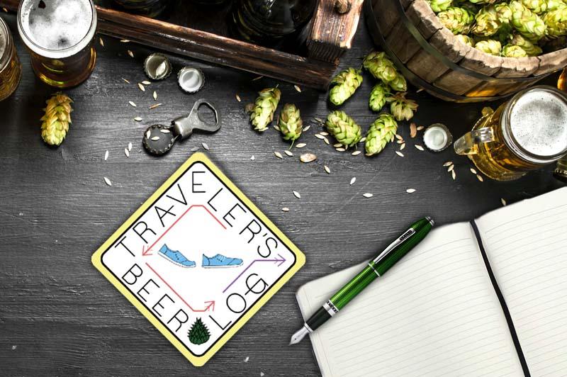 Craft Beer Blog Writer Travelers Beer Log