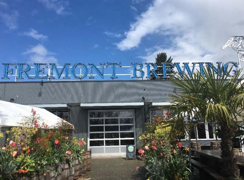 Washington Craft Beer Fremont Brewing