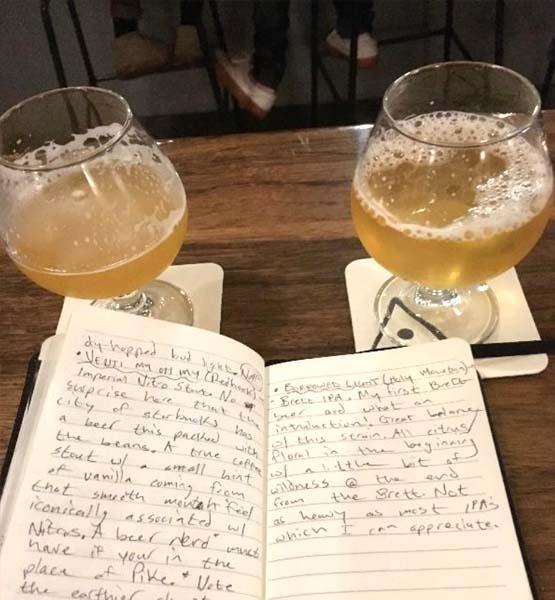 Washington Craft Beer Holy Mountain Brewing